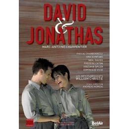 Charpentier: David & Jonathas (Les Arts Florissants/William Christie) [DVD]